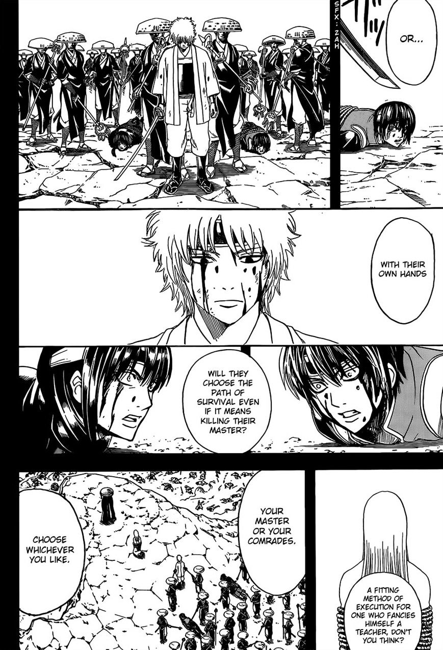 Gintama Chapter 519  Online Free Manga Read Image 12