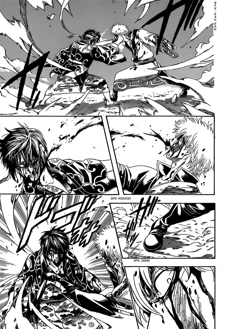 Gintama Chapter 519  Online Free Manga Read Image 13