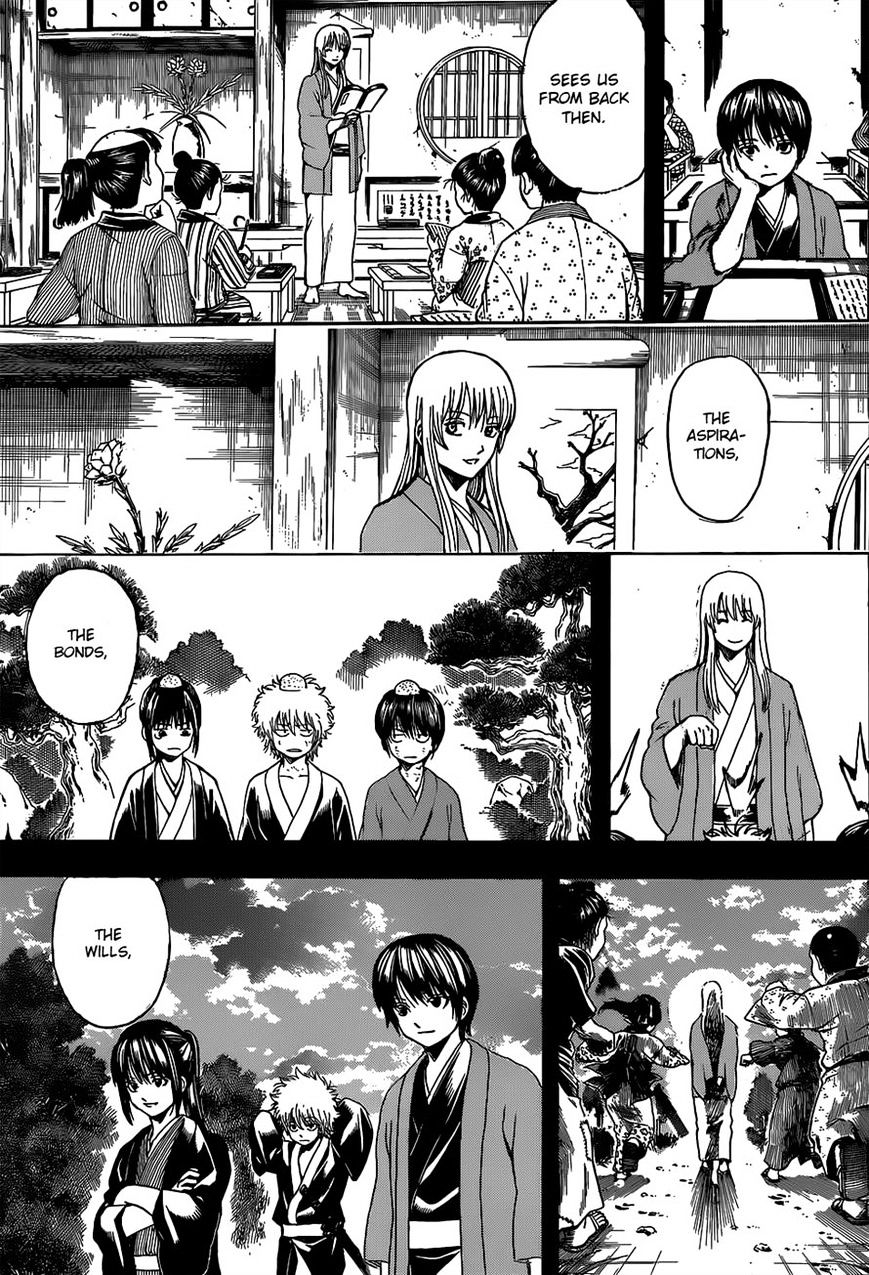 Gintama Chapter 519  Online Free Manga Read Image 6