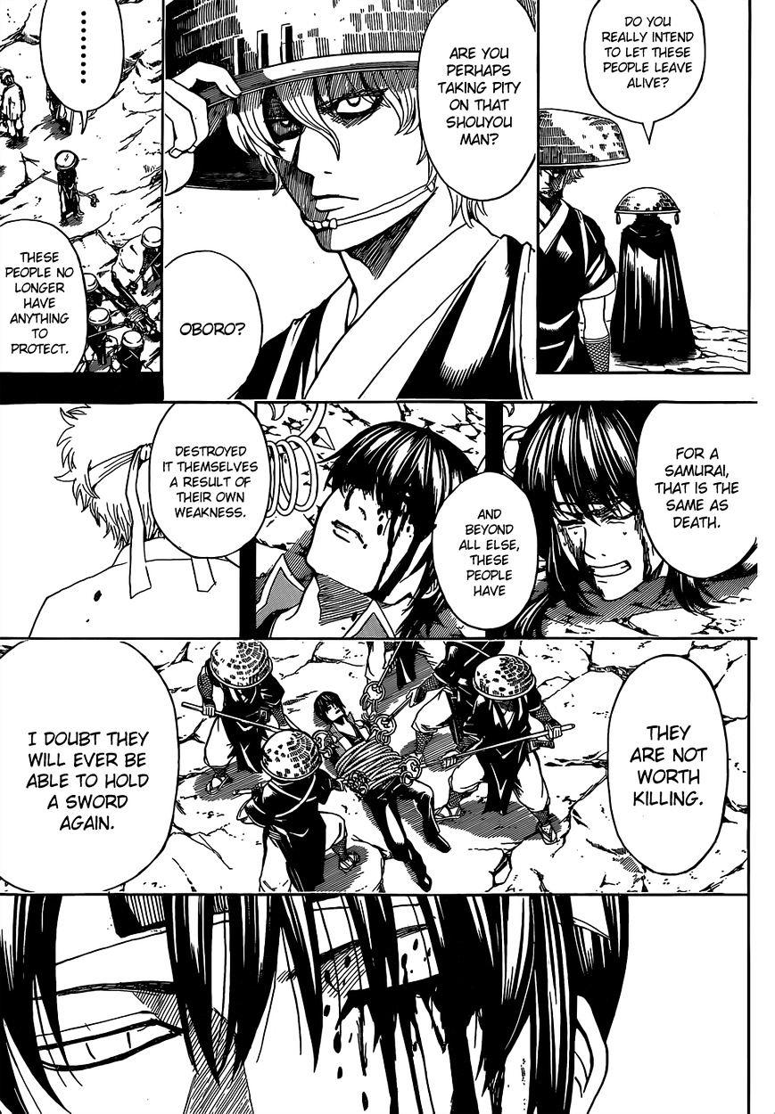 Gintama Chapter 520  Online Free Manga Read Image 11