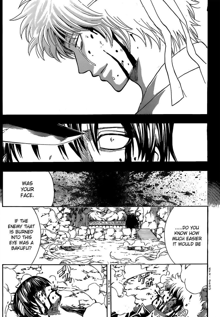 Gintama Chapter 520  Online Free Manga Read Image 13