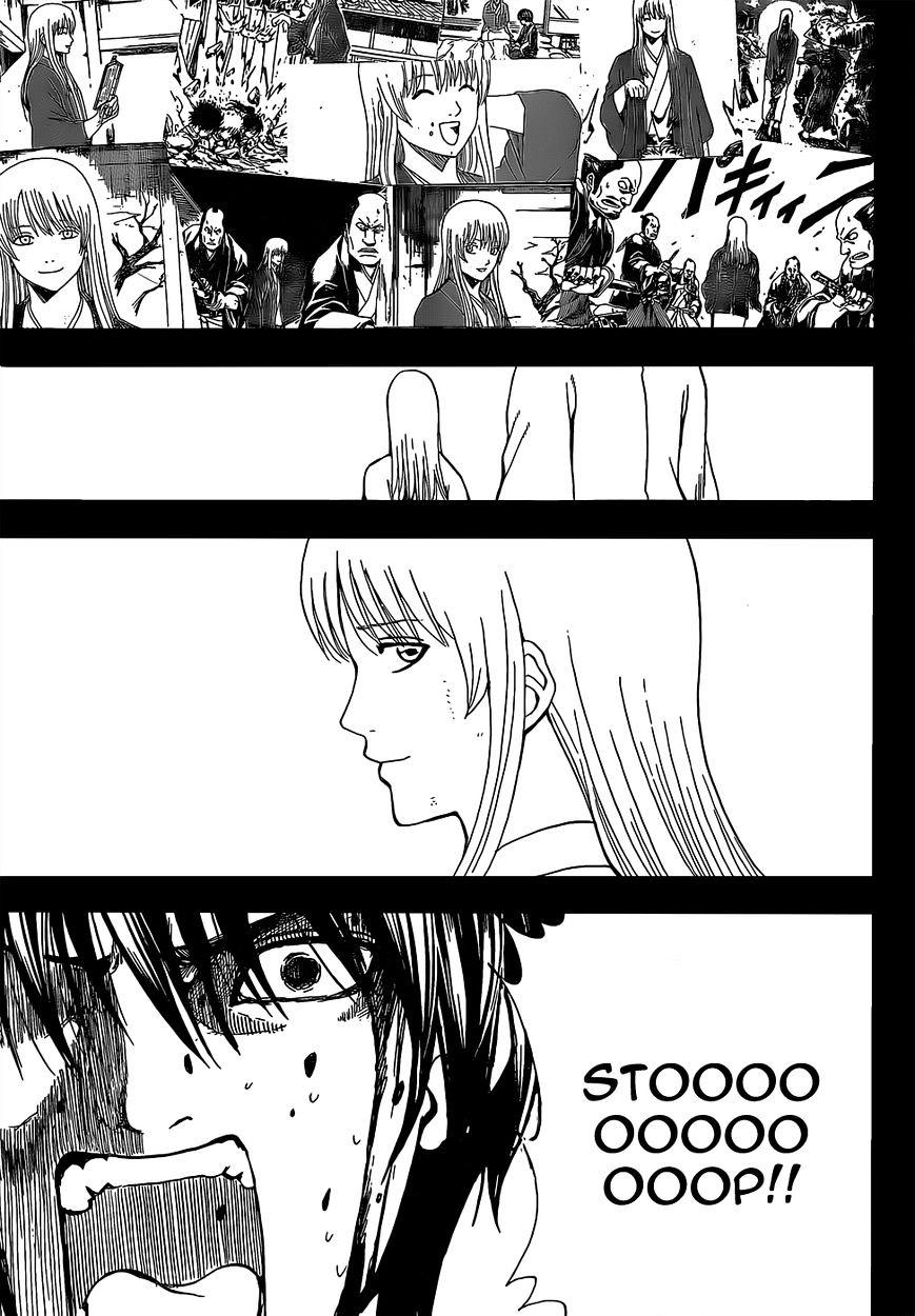 Gintama Chapter 520  Online Free Manga Read Image 3