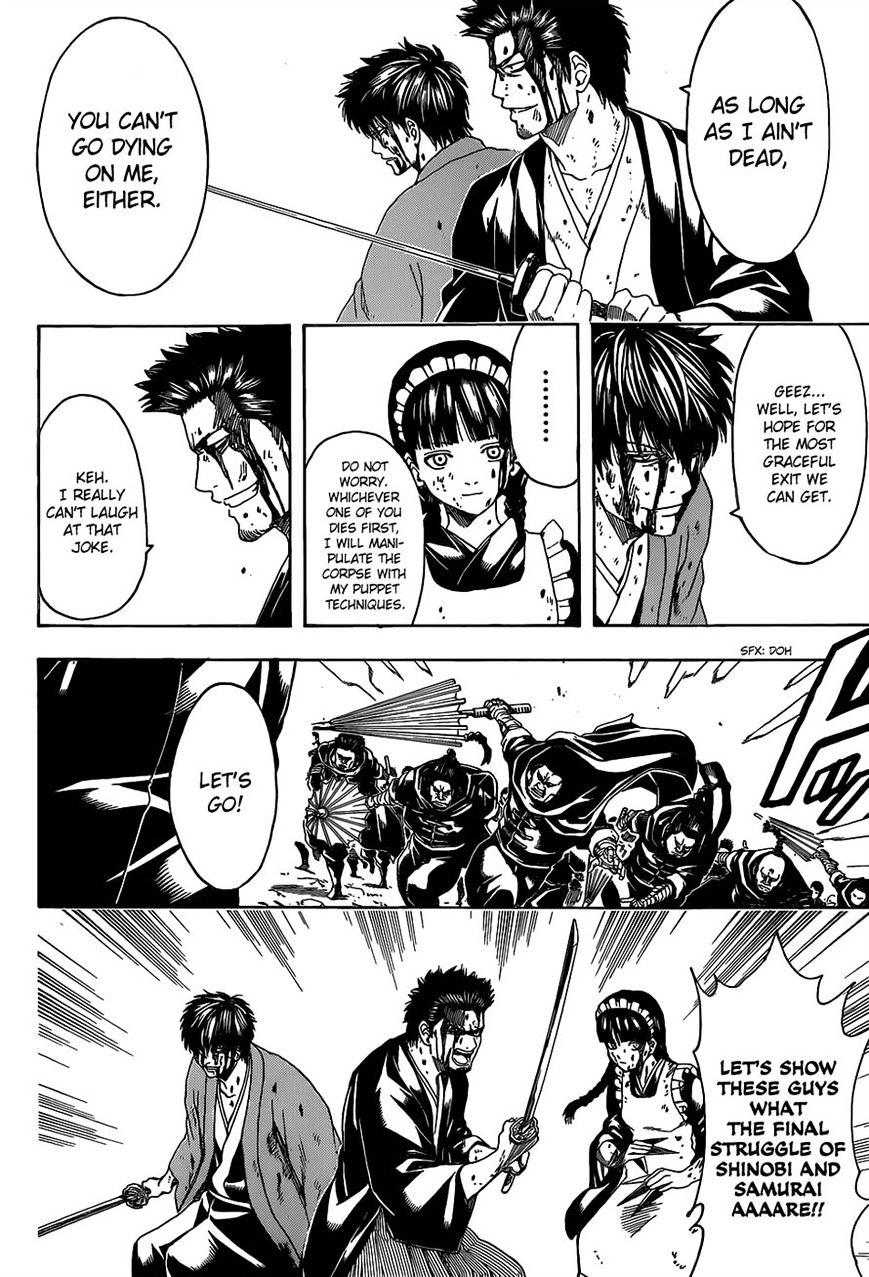 Gintama Chapter 521  Online Free Manga Read Image 12