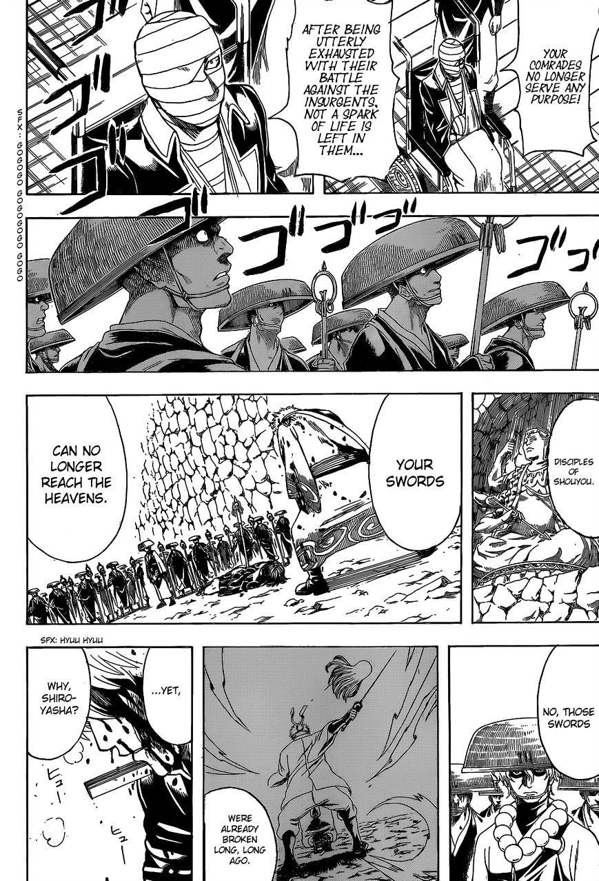 Gintama Chapter 522  Online Free Manga Read Image 10