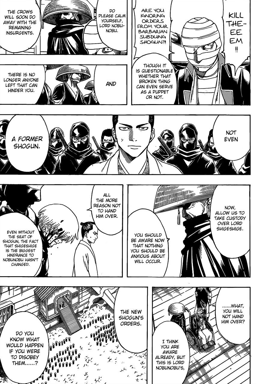 Gintama Chapter 522  Online Free Manga Read Image 5