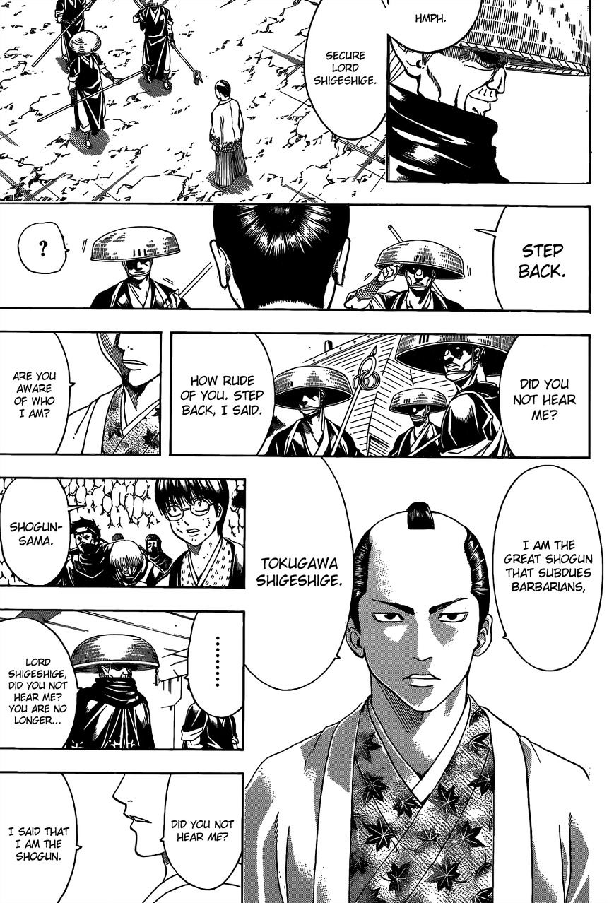 Gintama Chapter 522  Online Free Manga Read Image 7