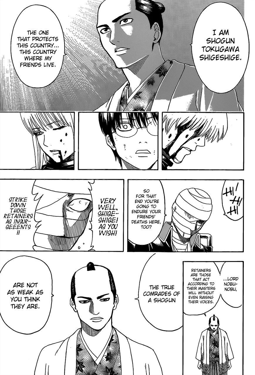 Gintama Chapter 522  Online Free Manga Read Image 9