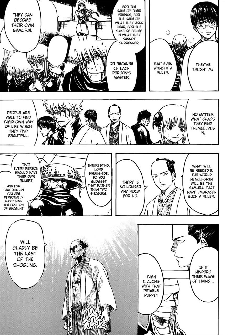 Gintama Chapter 523  Online Free Manga Read Image 10