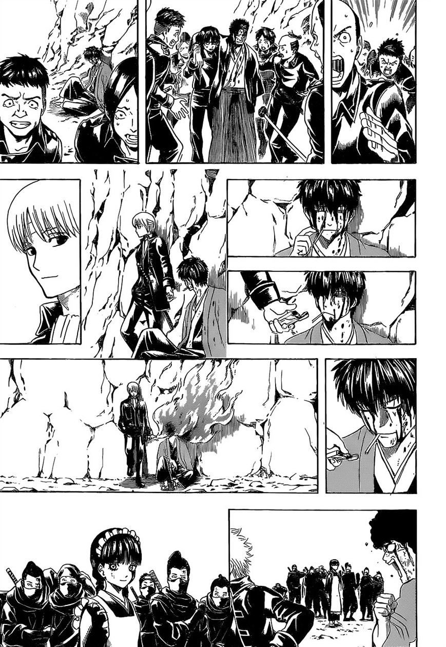 Gintama Chapter 523  Online Free Manga Read Image 16
