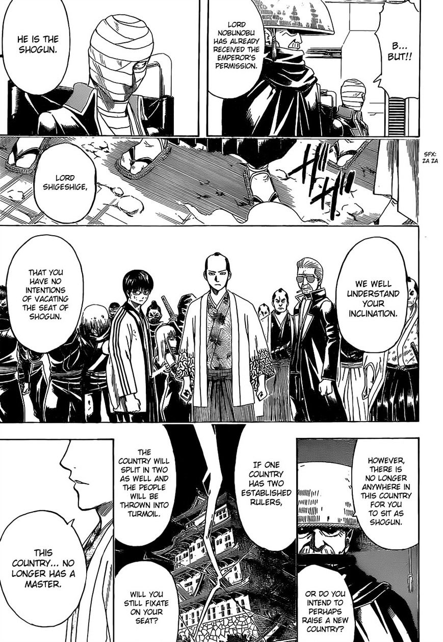 Gintama Chapter 523  Online Free Manga Read Image 8
