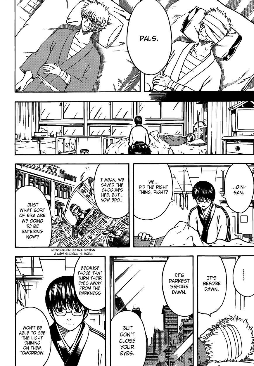 Gintama Chapter 524  Online Free Manga Read Image 10