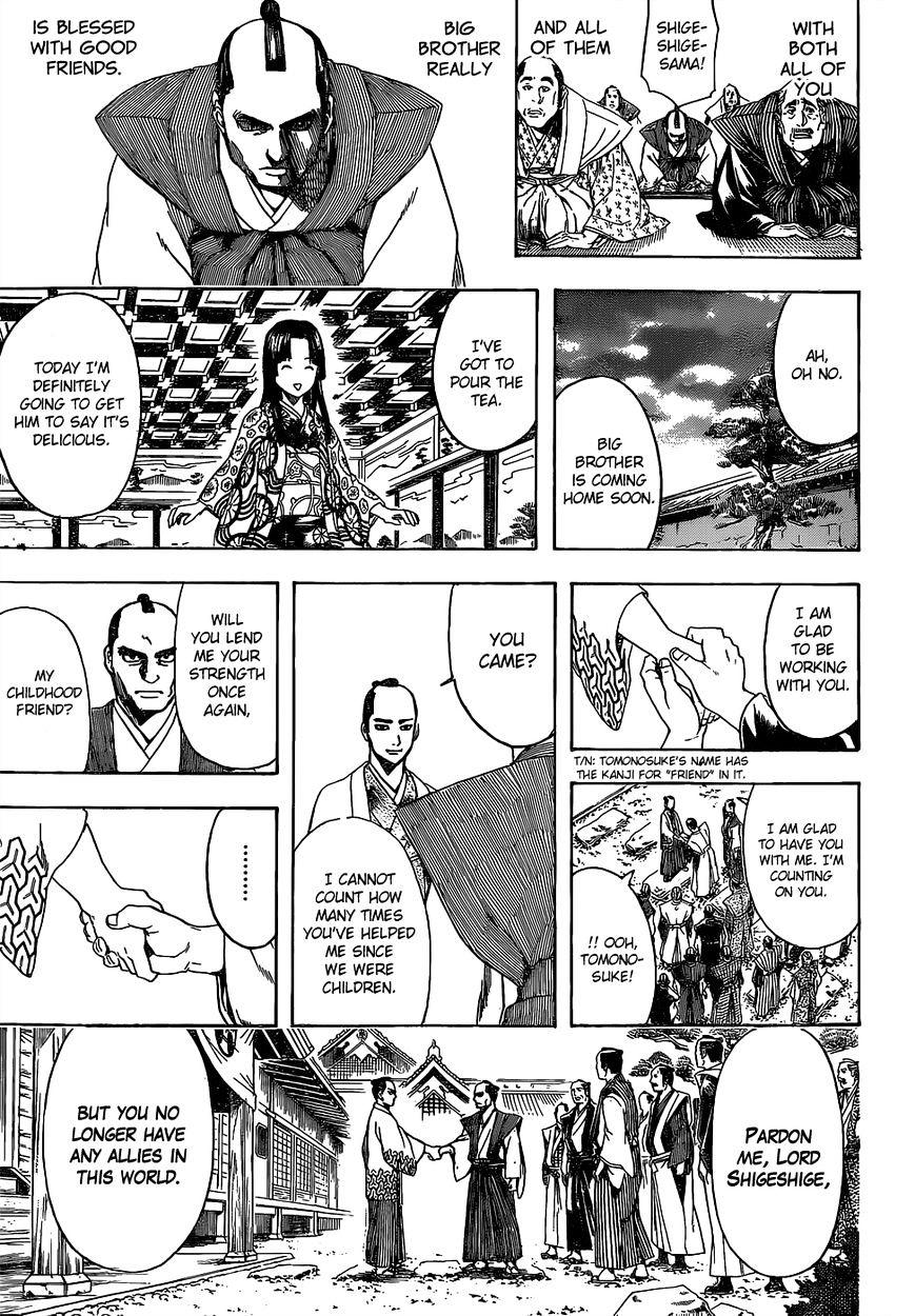 Gintama Chapter 524  Online Free Manga Read Image 13