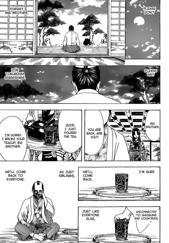 Gintama Chapter 524  Online Free Manga Read Image 17