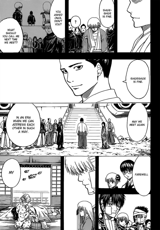 Gintama Chapter 524  Online Free Manga Read Image 9