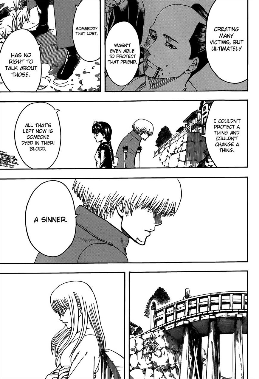 Gintama Chapter 525  Online Free Manga Read Image 10