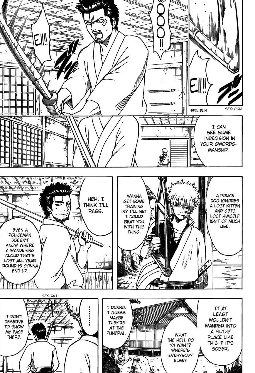 Gintama Chapter 525  Online Free Manga Read Image 12