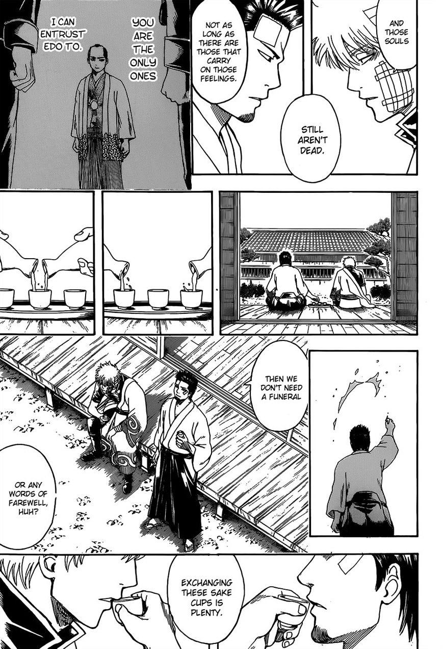 Gintama Chapter 525  Online Free Manga Read Image 18