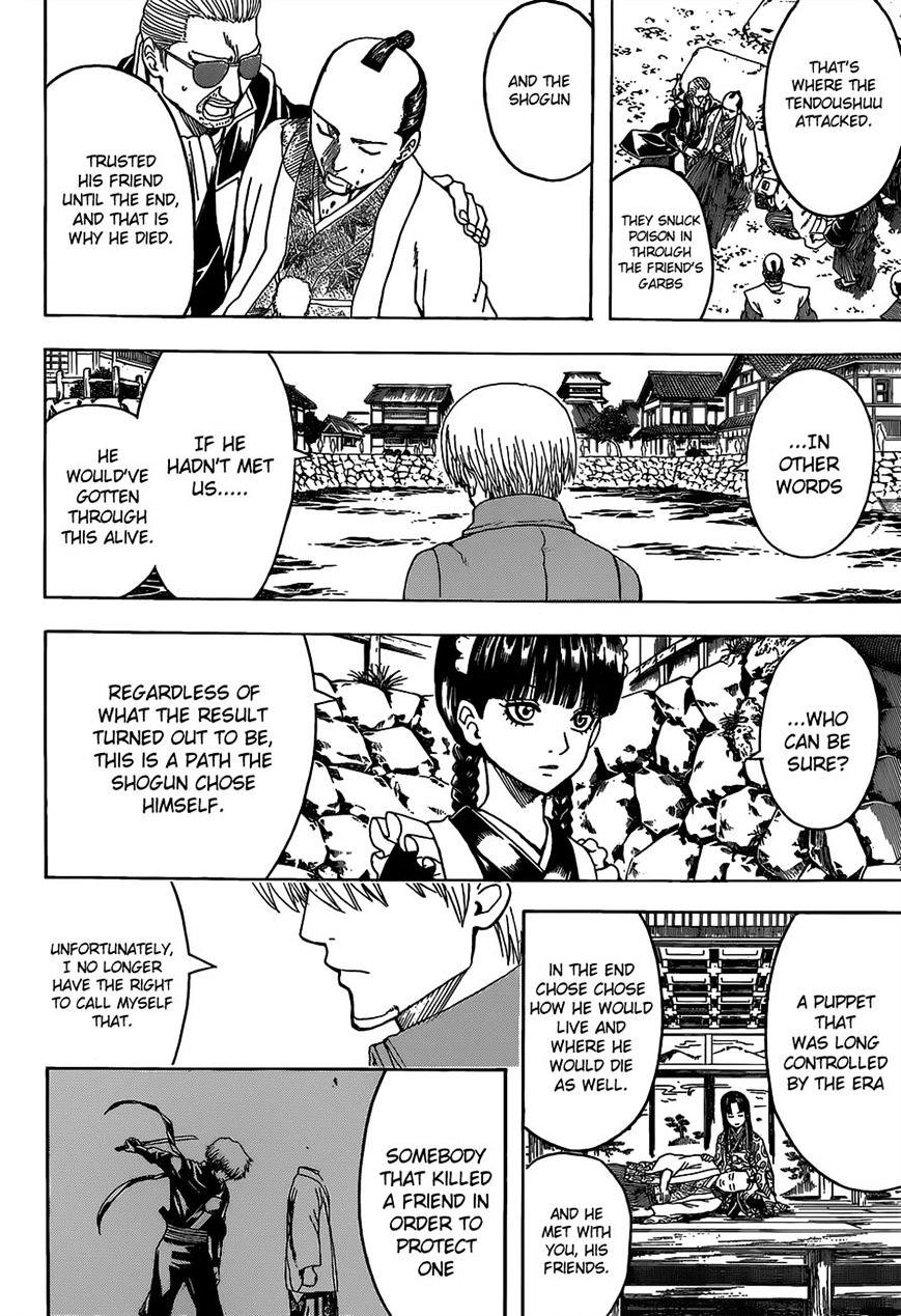 Gintama Chapter 525  Online Free Manga Read Image 9