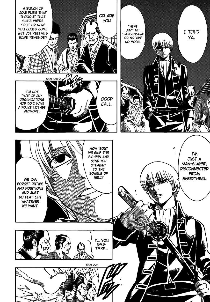 Gintama Chapter 527  Online Free Manga Read Image 10
