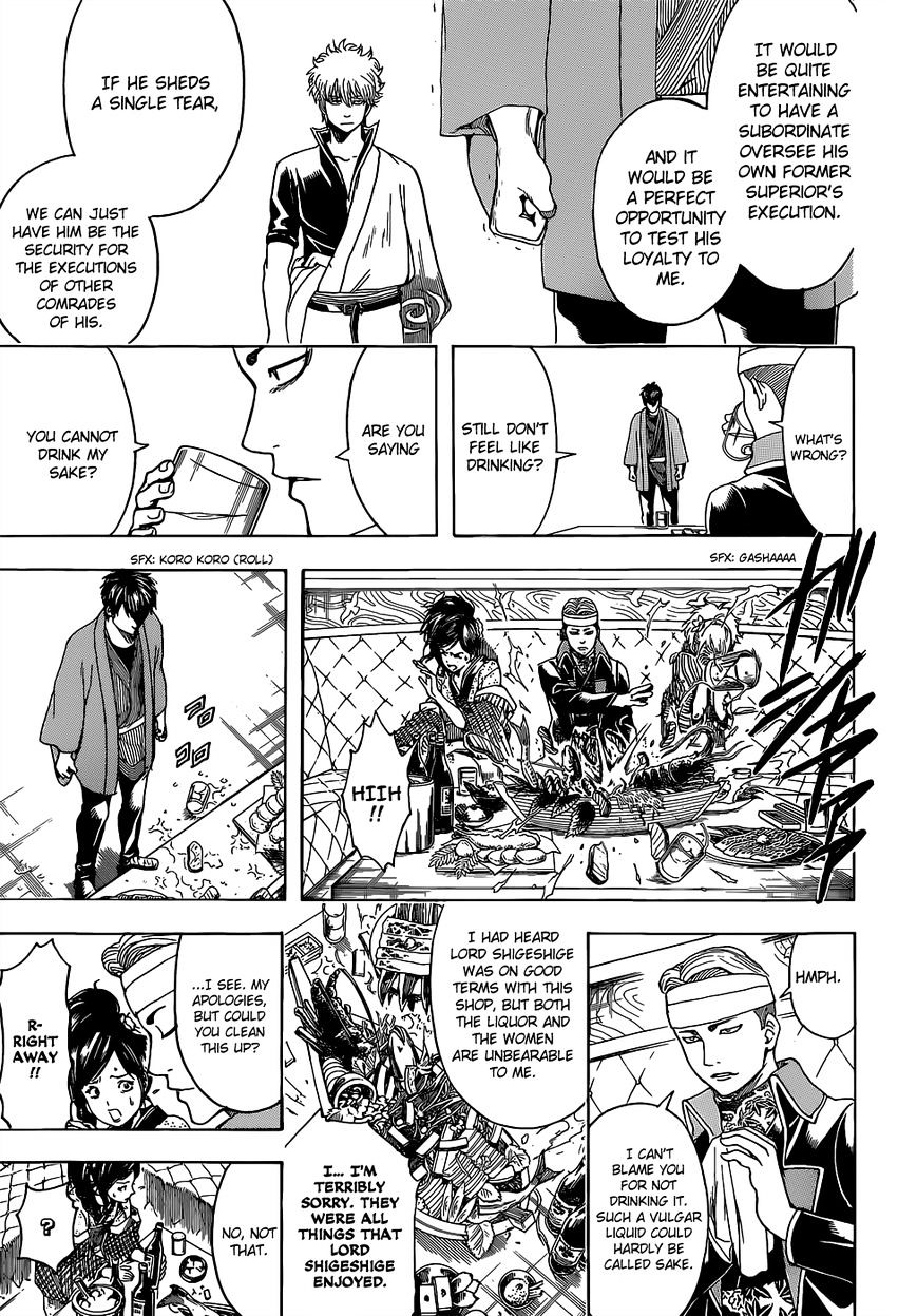 Gintama Chapter 527  Online Free Manga Read Image 13
