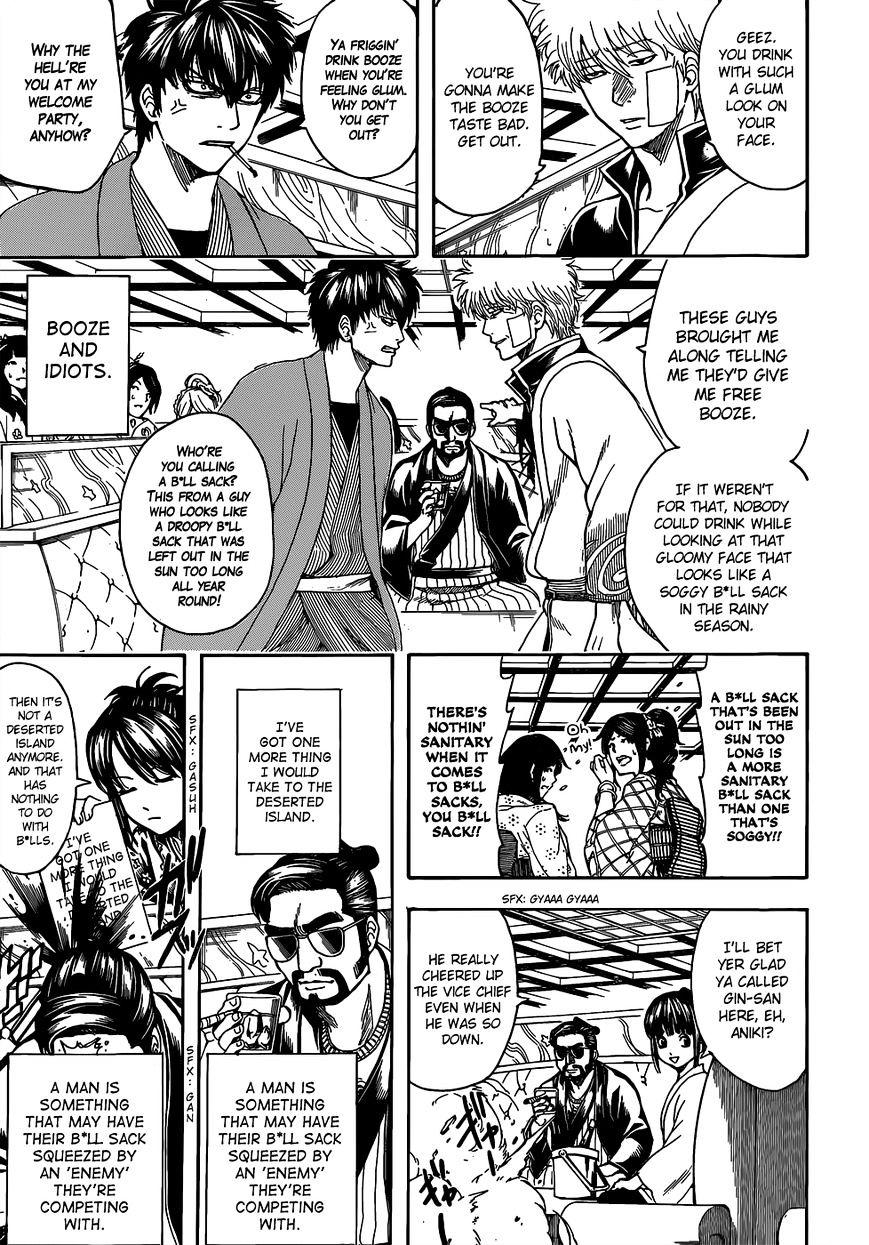Gintama Chapter 527  Online Free Manga Read Image 5