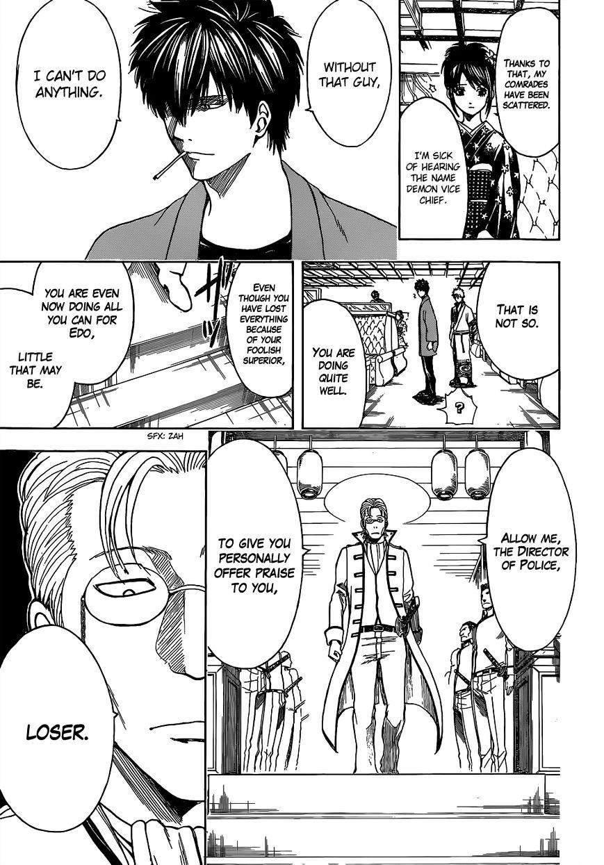 Gintama Chapter 527  Online Free Manga Read Image 7