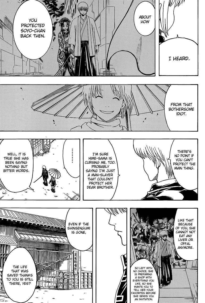 Gintama Chapter 528  Online Free Manga Read Image 5