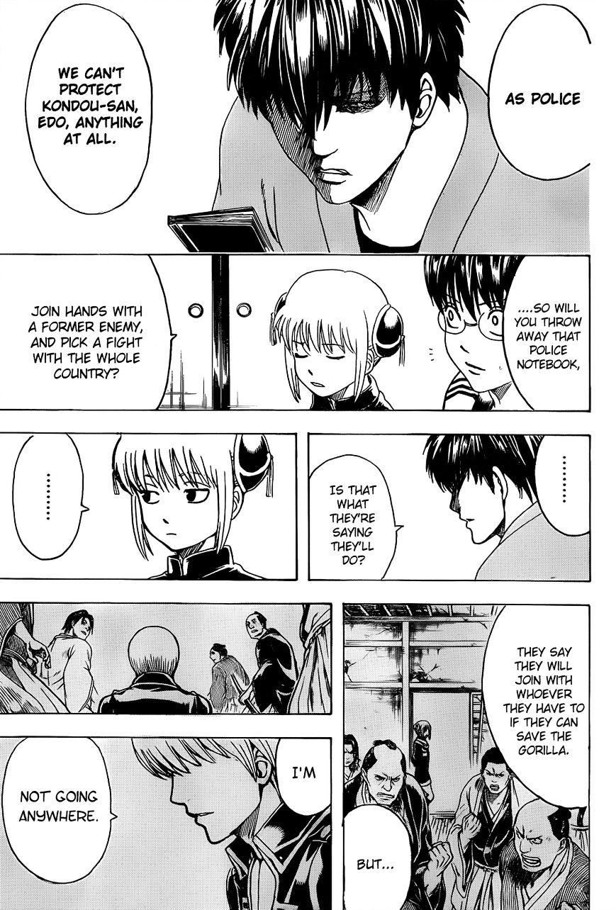 Gintama Chapter 529  Online Free Manga Read Image 11