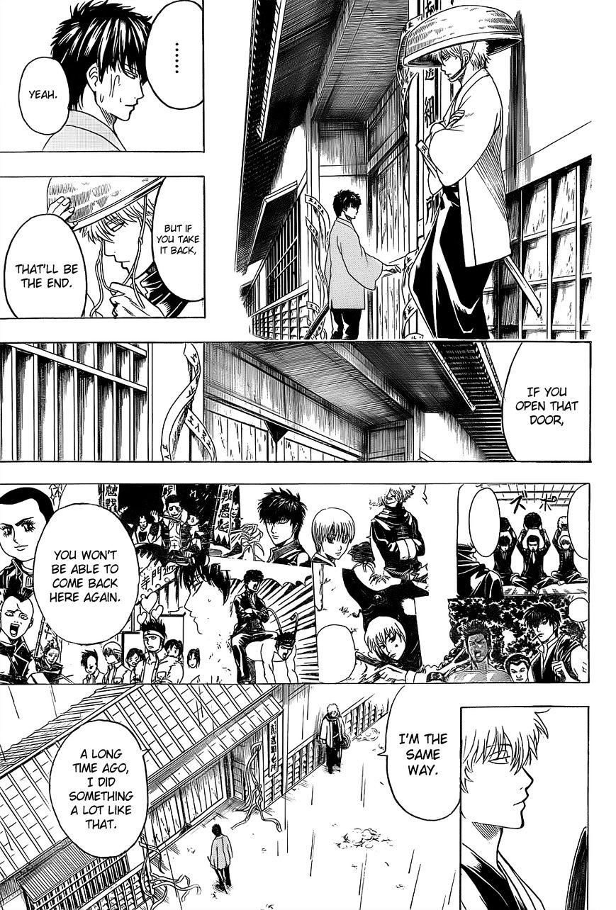 Gintama Chapter 529  Online Free Manga Read Image 15