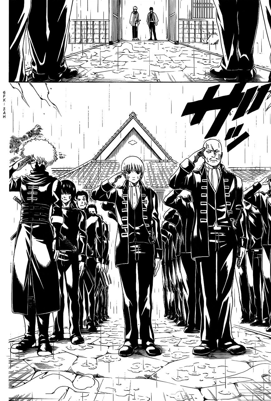 Gintama Chapter 529  Online Free Manga Read Image 18