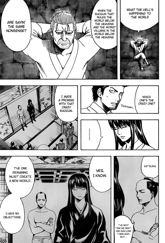 Gintama Chapter 530  Online Free Manga Read Image 7
