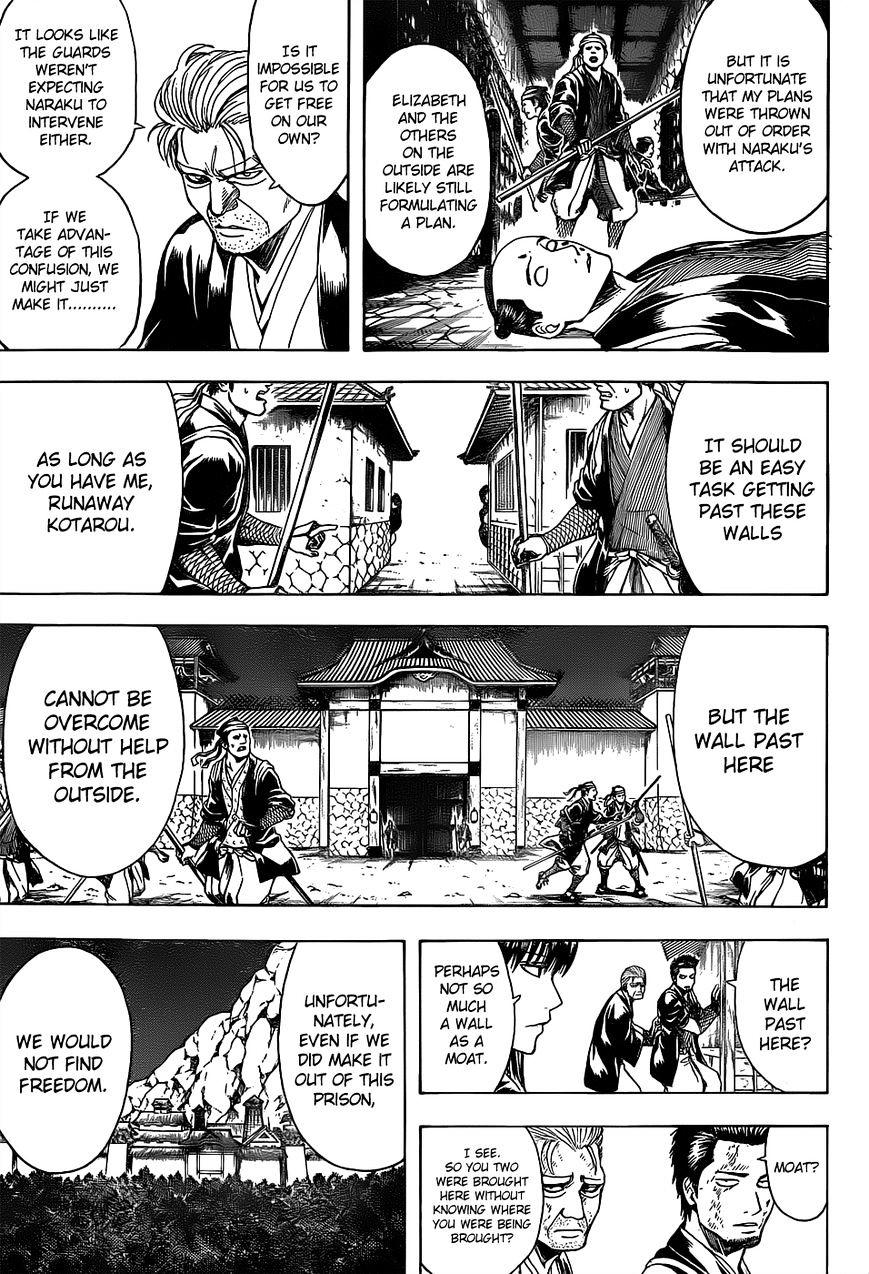 Gintama Chapter 531  Online Free Manga Read Image 5