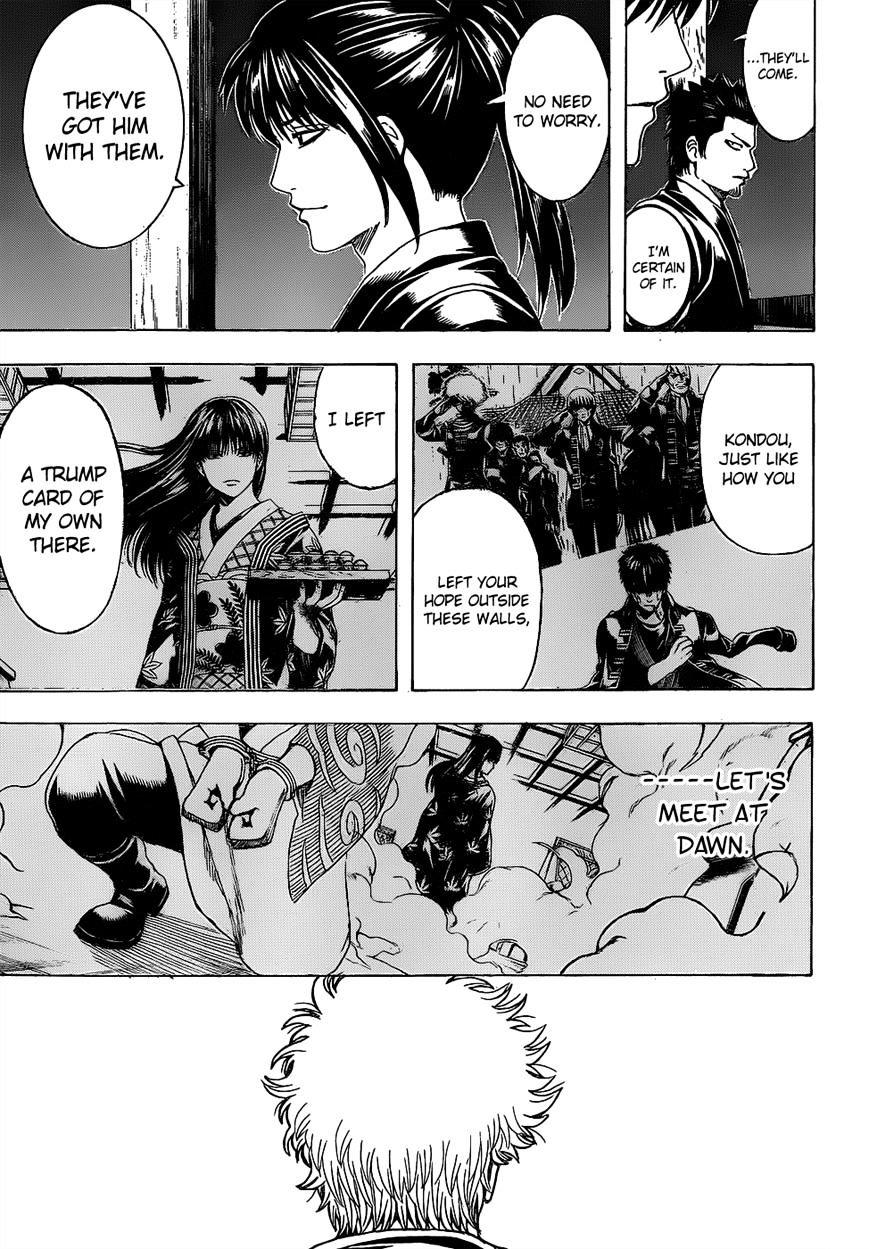 Gintama Chapter 532  Online Free Manga Read Image 15