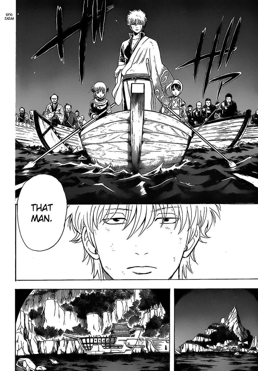 Gintama Chapter 532  Online Free Manga Read Image 16
