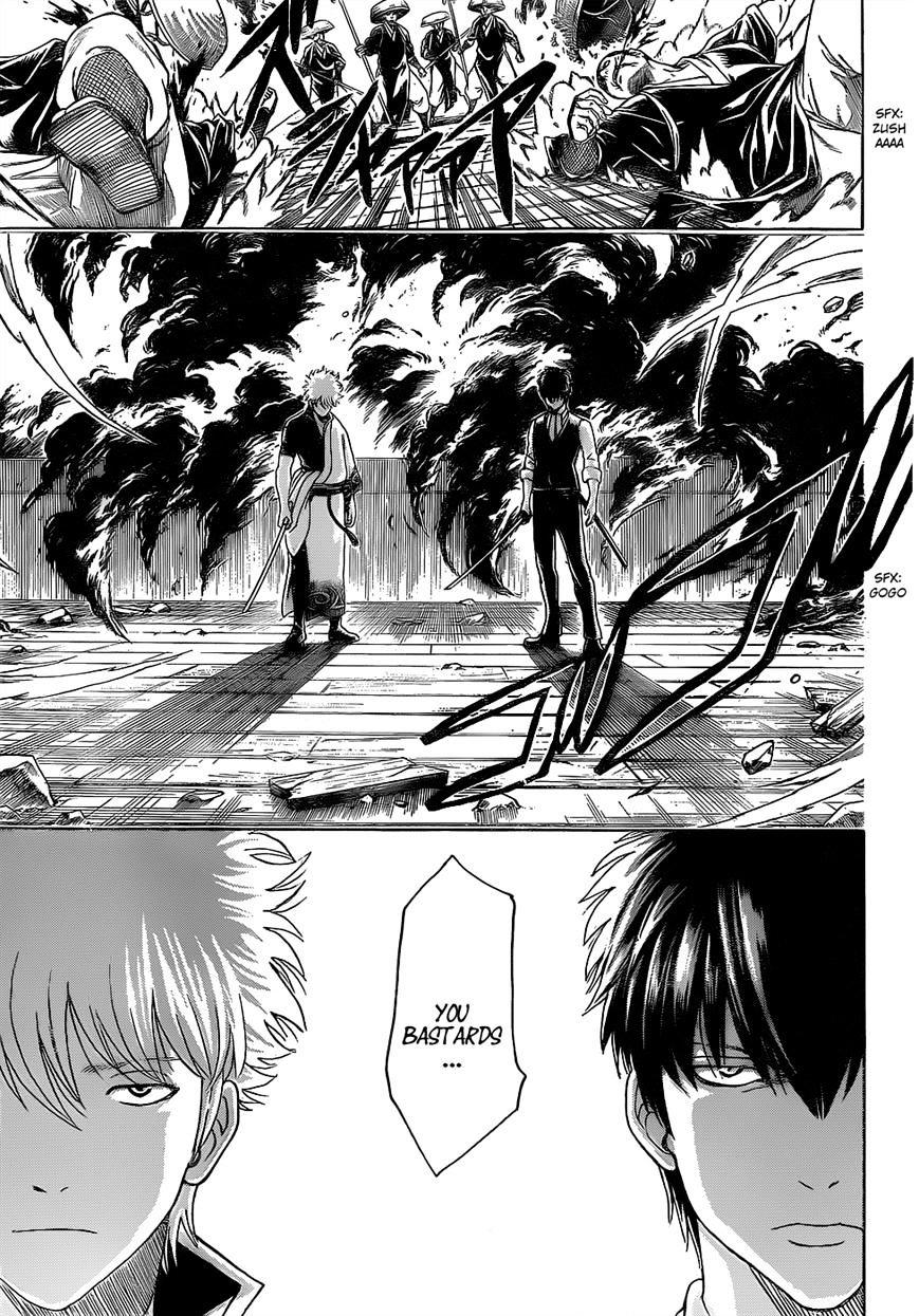Gintama Chapter 532  Online Free Manga Read Image 3