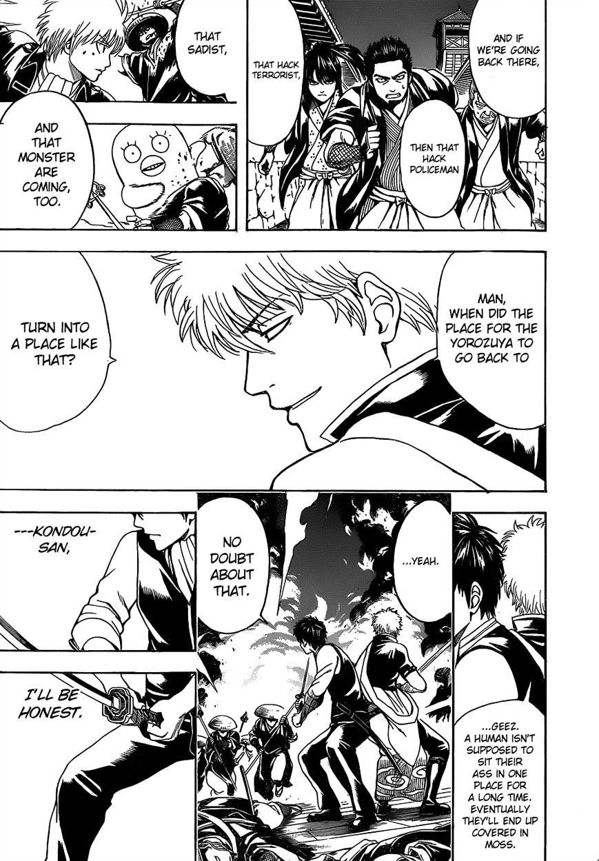 Gintama Chapter 532  Online Free Manga Read Image 7