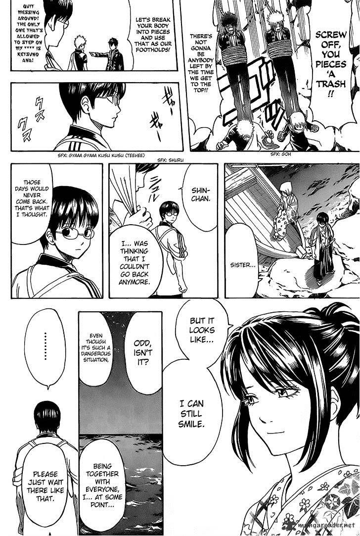 Gintama Chapter 533  Online Free Manga Read Image 12