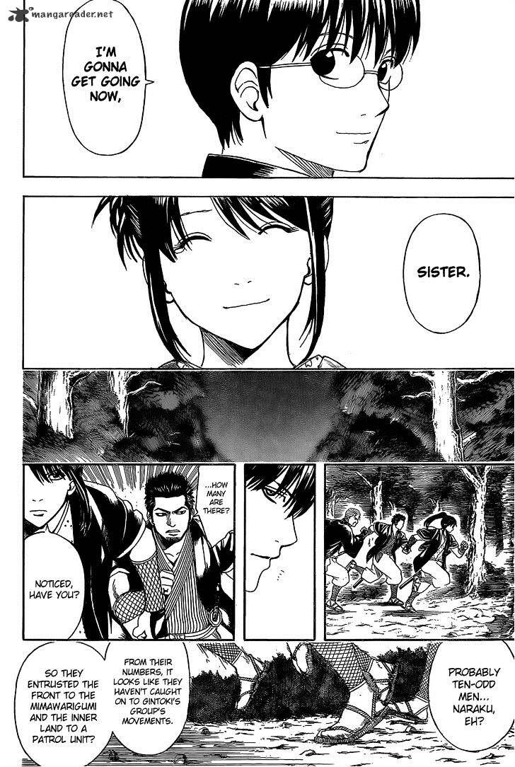 Gintama Chapter 533  Online Free Manga Read Image 14
