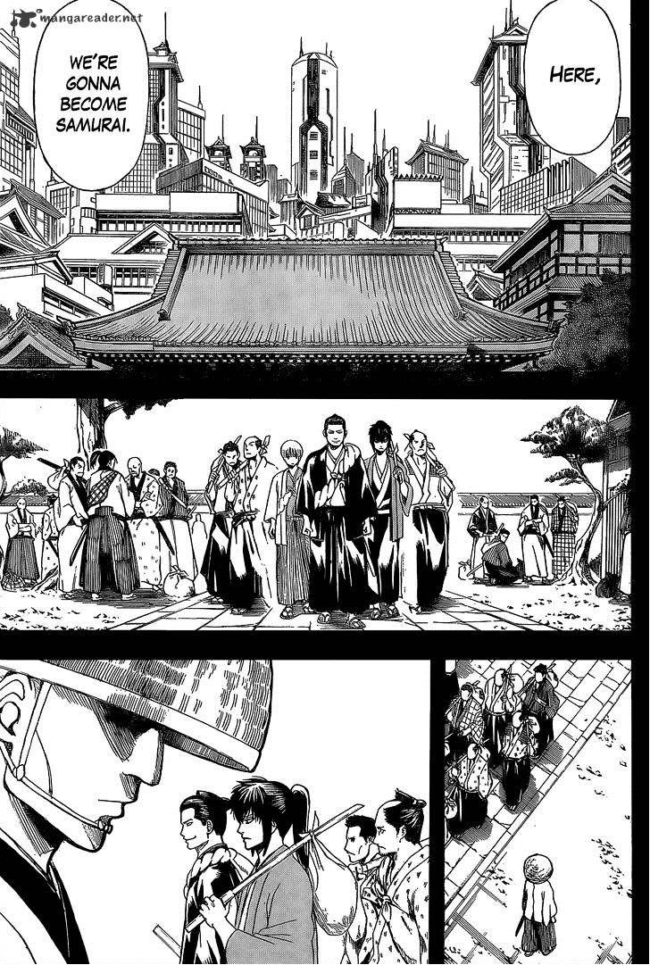 Gintama Chapter 533  Online Free Manga Read Image 3