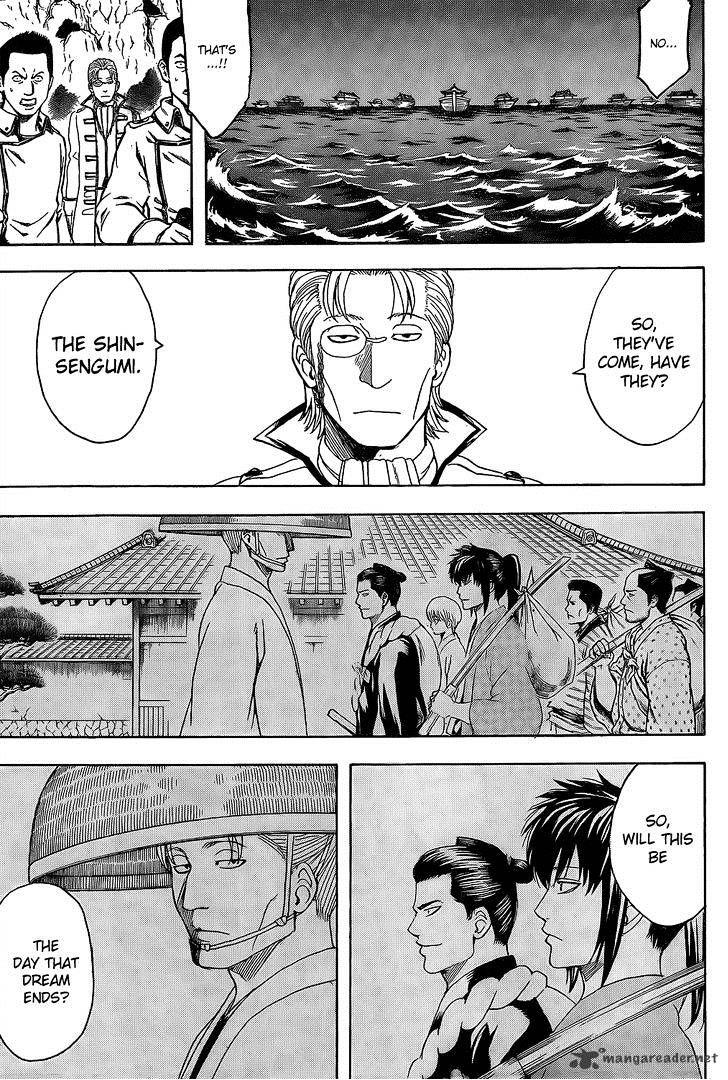 Gintama Chapter 533  Online Free Manga Read Image 5