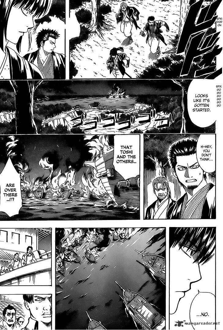 Gintama Chapter 533  Online Free Manga Read Image 7