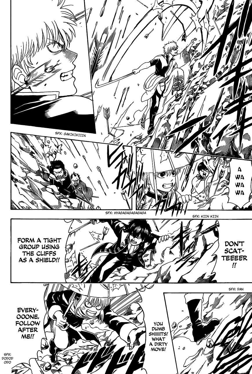 Gintama Chapter 534  Online Free Manga Read Image 14