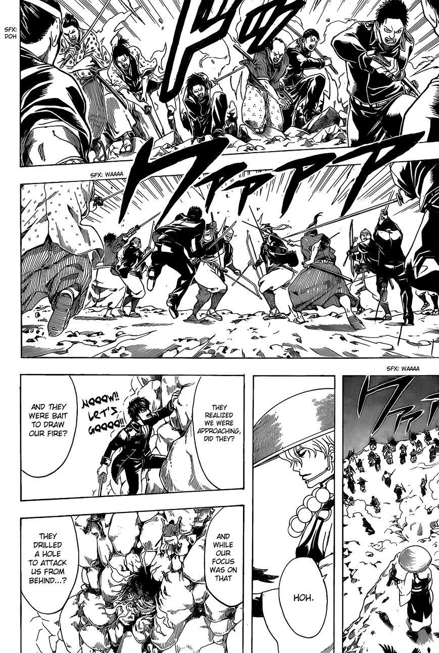 Gintama Chapter 534  Online Free Manga Read Image 18