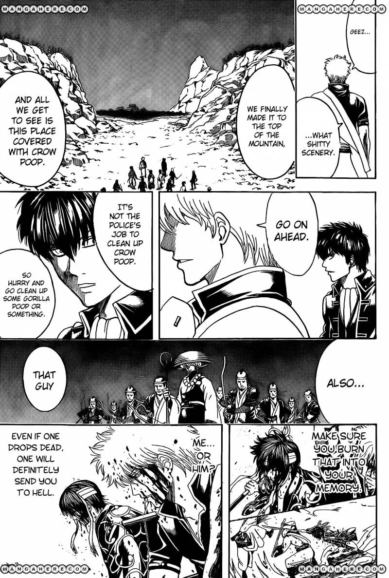 Gintama Chapter 535  Online Free Manga Read Image 13