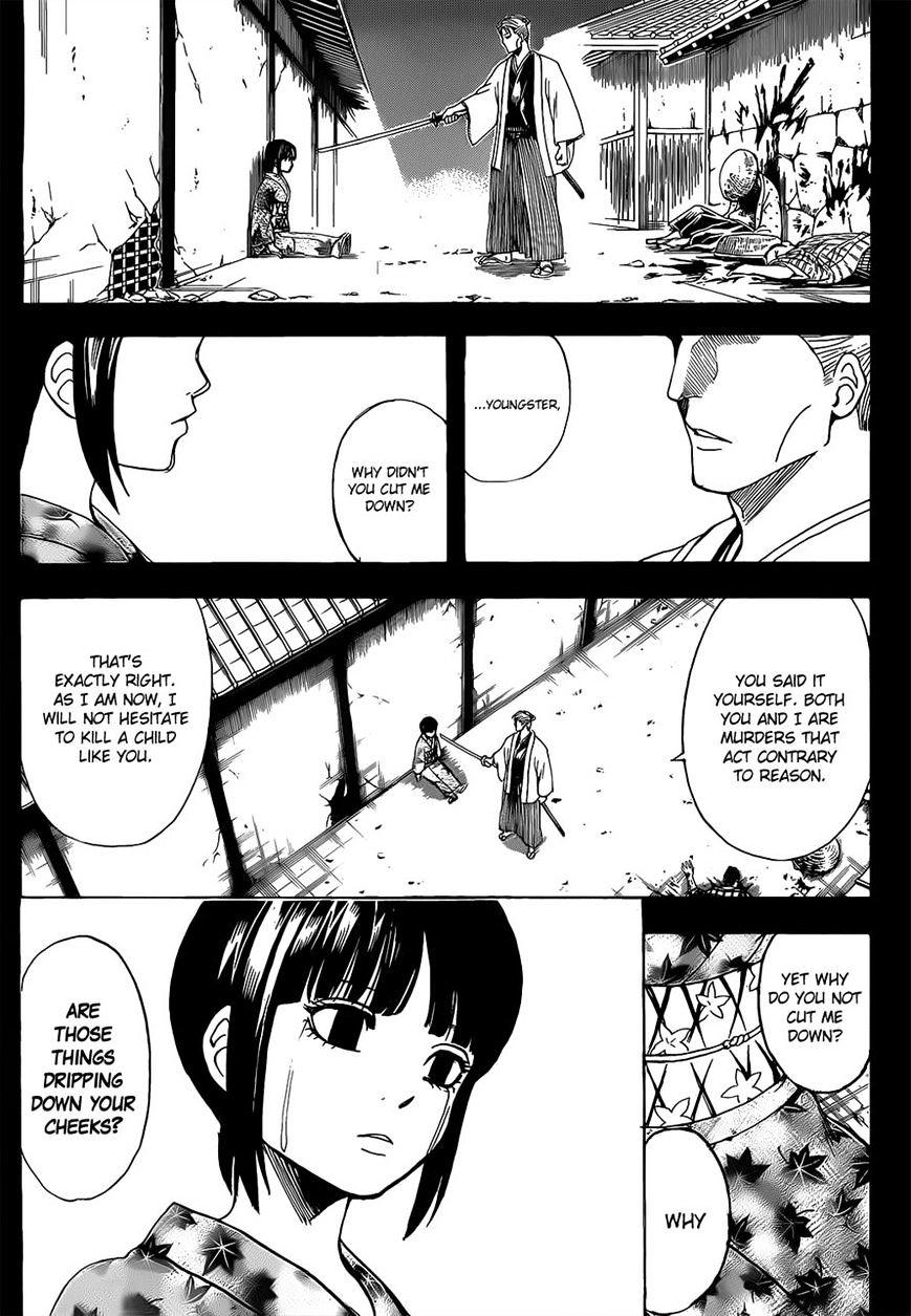 Gintama Chapter 540  Online Free Manga Read Image 15