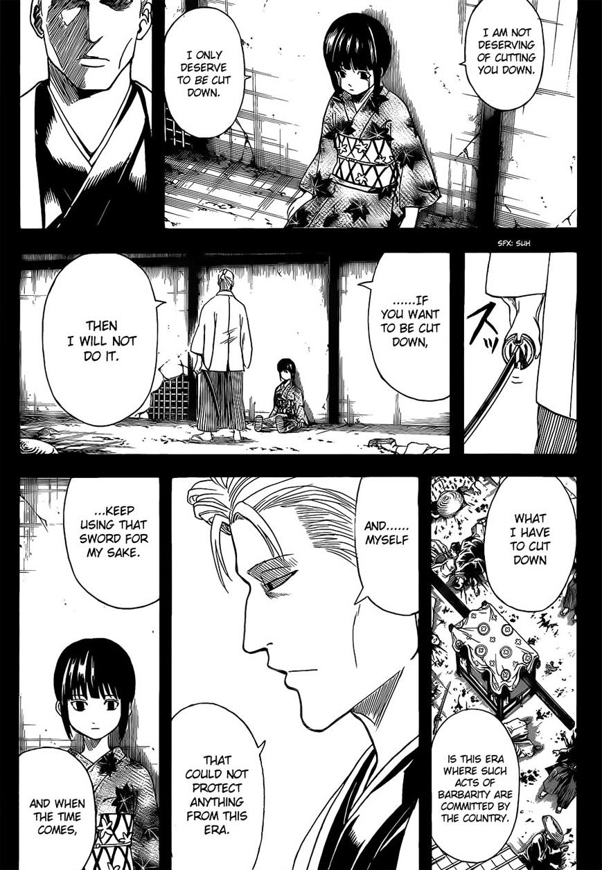 Gintama Chapter 540  Online Free Manga Read Image 17