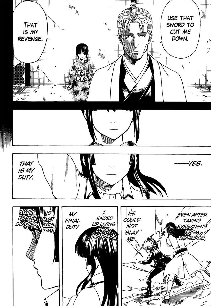 Gintama Chapter 540  Online Free Manga Read Image 18