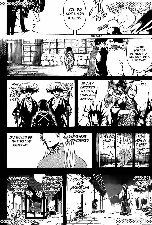 Gintama Chapter 541  Online Free Manga Read Image 14