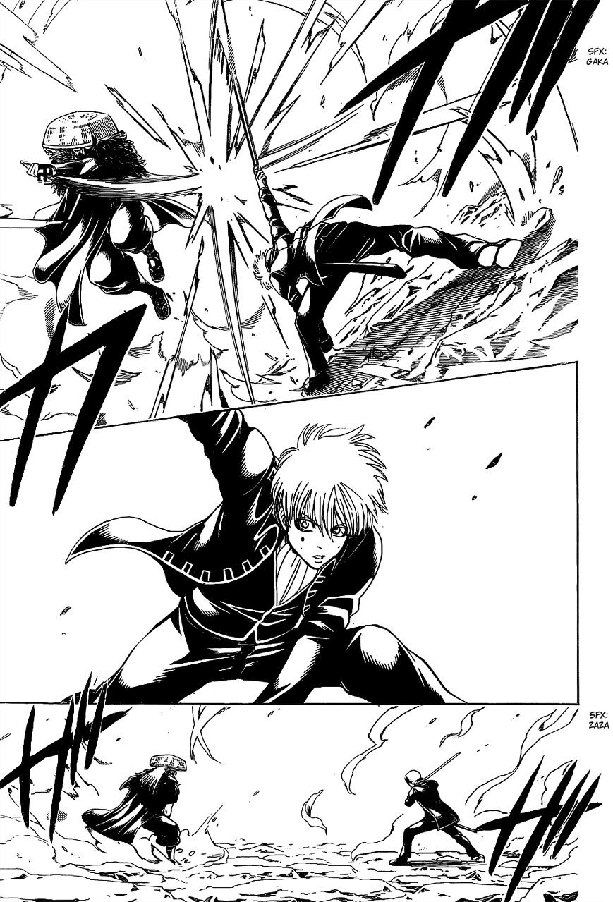 Gintama Chapter 542  Online Free Manga Read Image 15