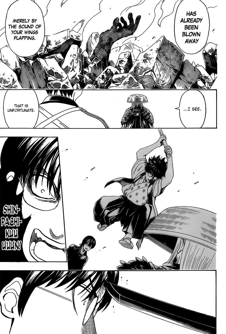 Gintama Chapter 543  Online Free Manga Read Image 11